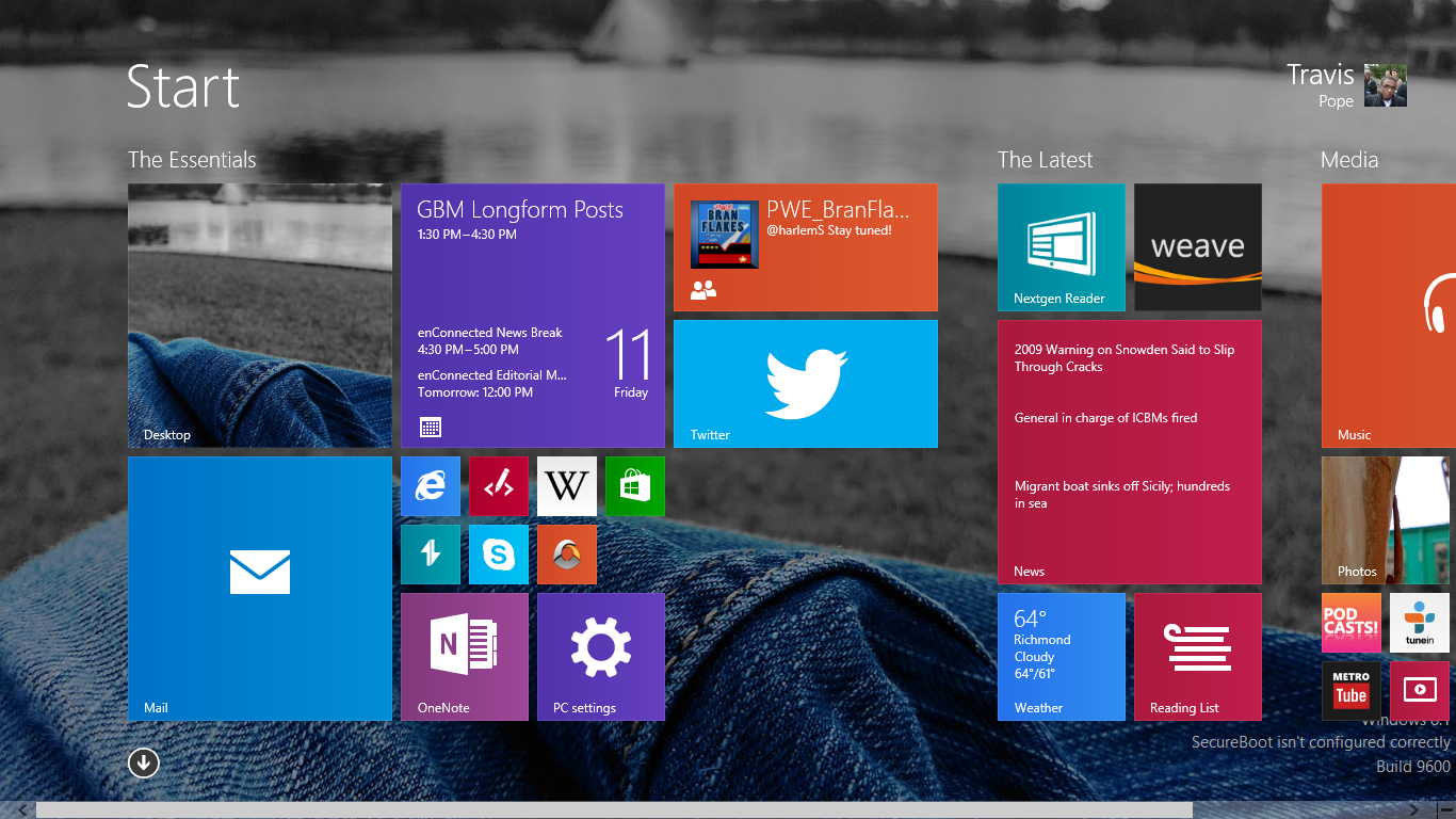 Windows 8 1 Review