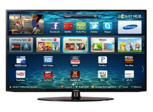 Amazon is already cutting 50% off Samsung HDTVs for Black Friday.