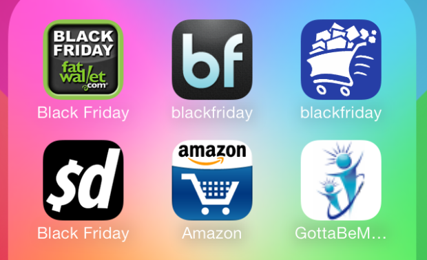 Check out the best Black Friday Apps 2013 edition.