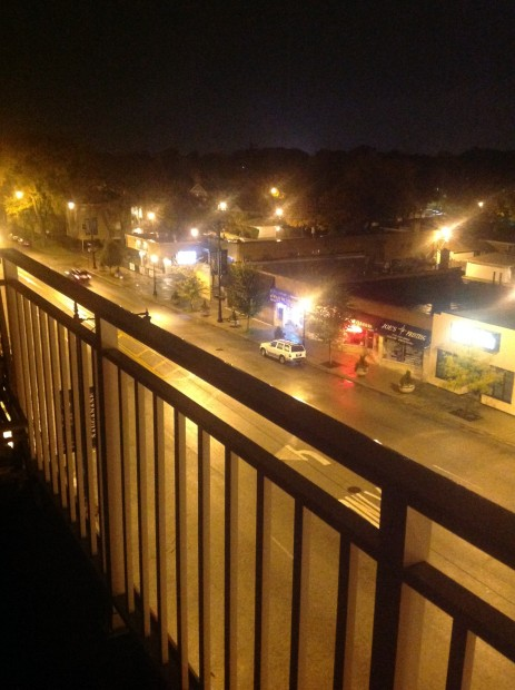 iPad 4 Night Street Rear Camera