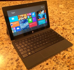 The Microsoft Surface 2