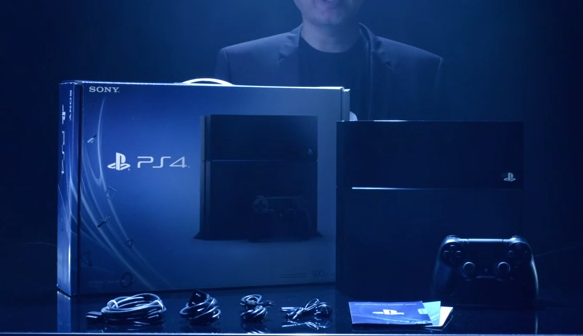 The PS4 unboxing video shows buyers what is in the box for release day.