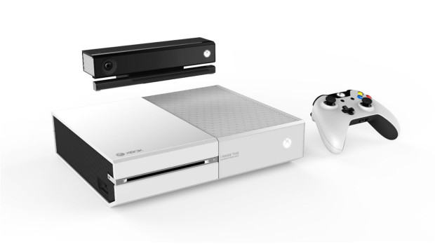 Microsoft is auctioning a white Xbox One special edition which will benefit the Wounded Warrior Project.