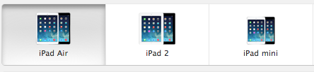 The Meijer ad is full of Apple Black Friday 2013 deals.