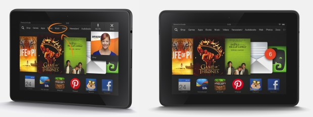 The Kindle Fire HD and Kindle Fire HDX are similar, but there are enough differences that buyers should take note.