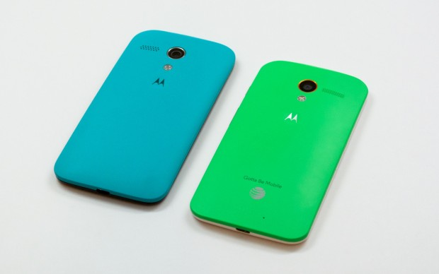 The Moto G is a more affordable Moto X.