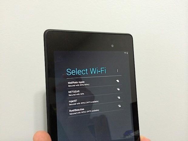 Nexus 7 Setup -4