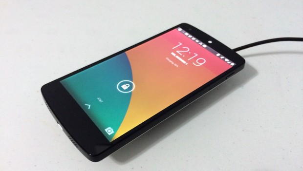 Nexus wireless charger review -  006
