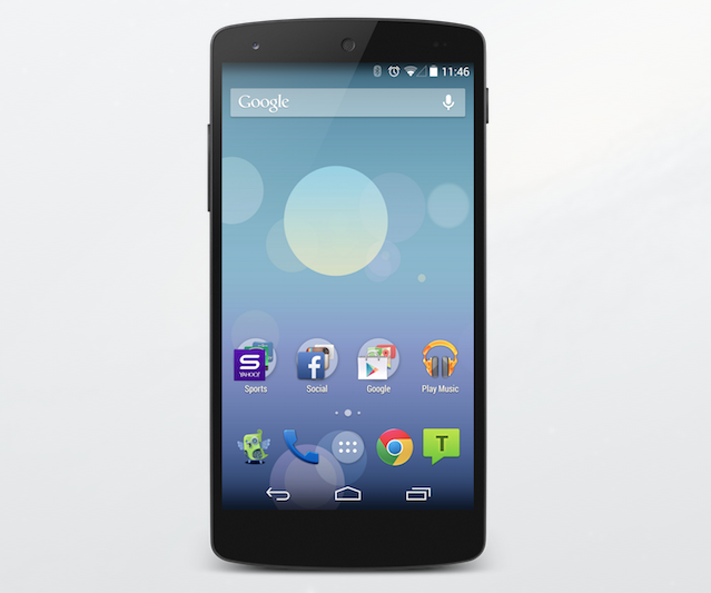 How to Get the iOS 7 Parallax Effect on Android