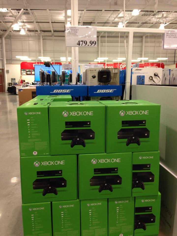 The Xbox One is in stock at Costco and it is the first real Xbox One deal we've seen.