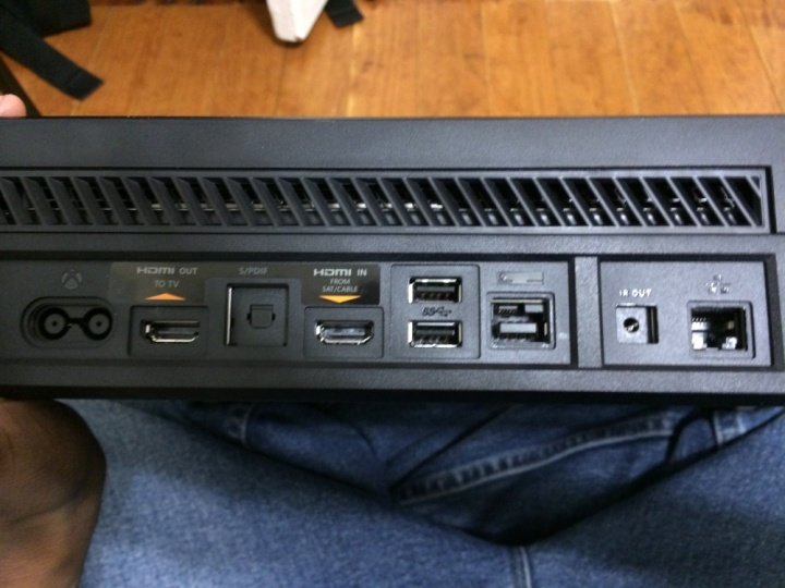 how to setup the xbox one hardware (2)