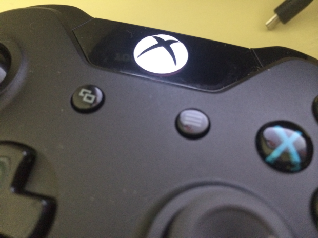 Use the Menu button on the right of your controller to find more hidden options.