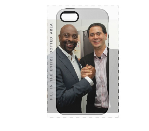 Put your favorite photo on this iPhone 5 case.