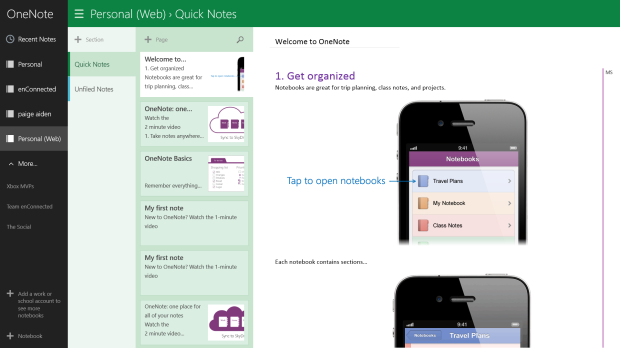 How To Make Writing in OneNote MX Easier (1)
