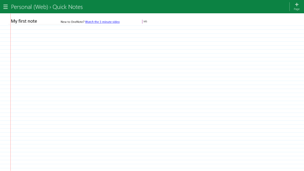 How To Make Writing in OneNote MX Easier (6)