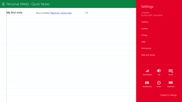 How To Make Writing in OneNote MX Easier (8)