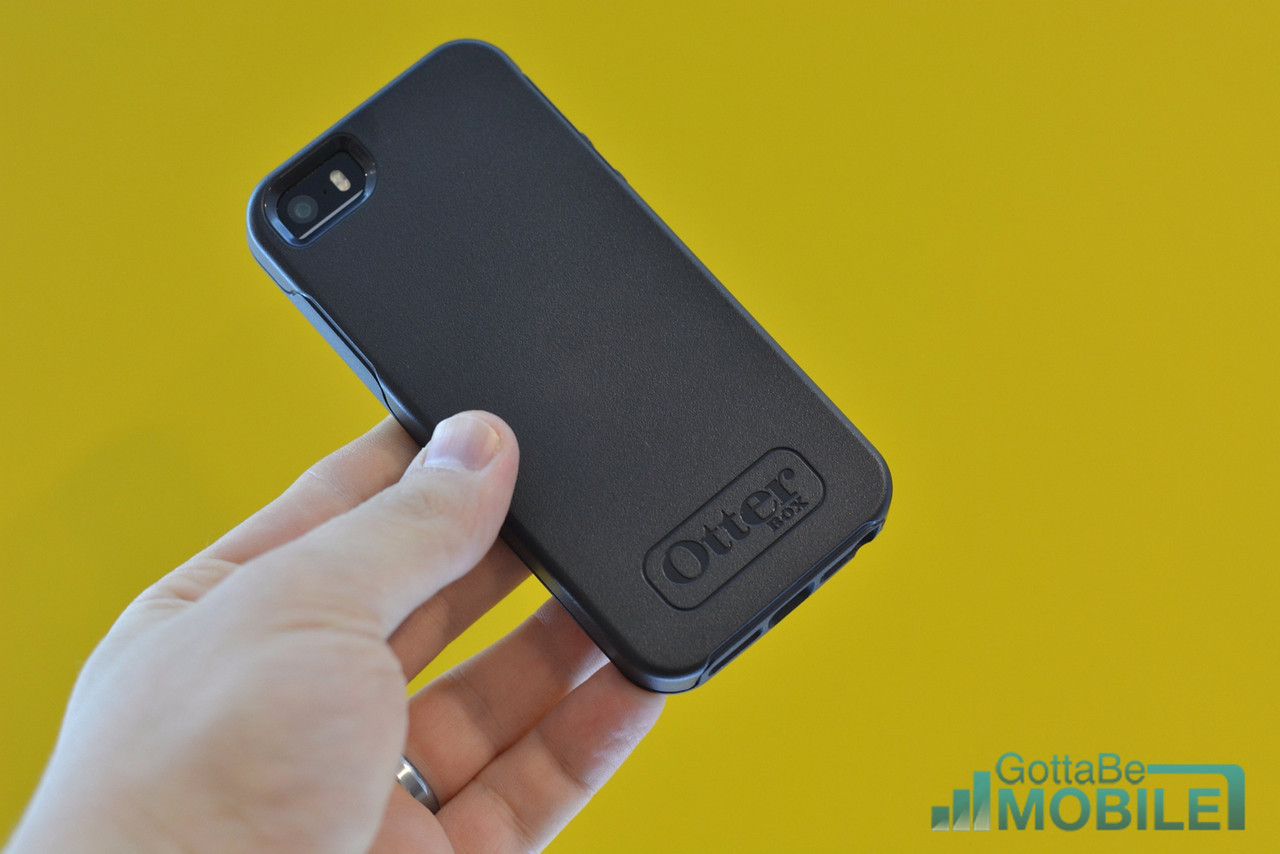 The OtterBox Symmetry iPhone 5 case is minimal, with a nice bit of protection.