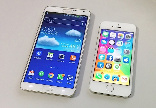 Many consumers are ready for an iPhone 6 with a bigger screen.