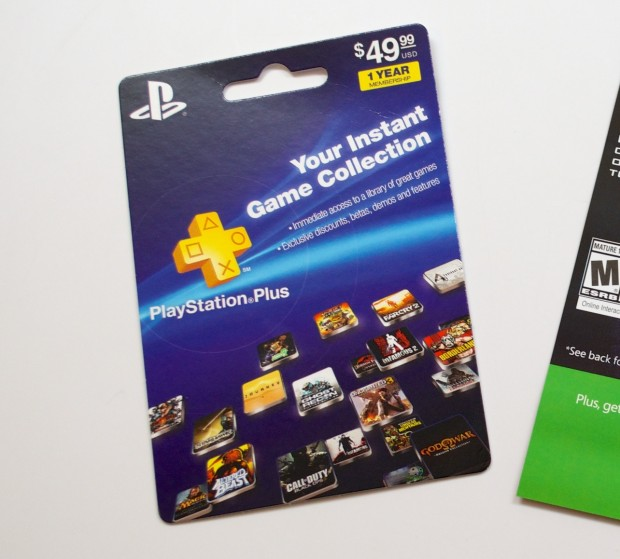 PlayStation Plus will bring free games, but the selection is limited now.