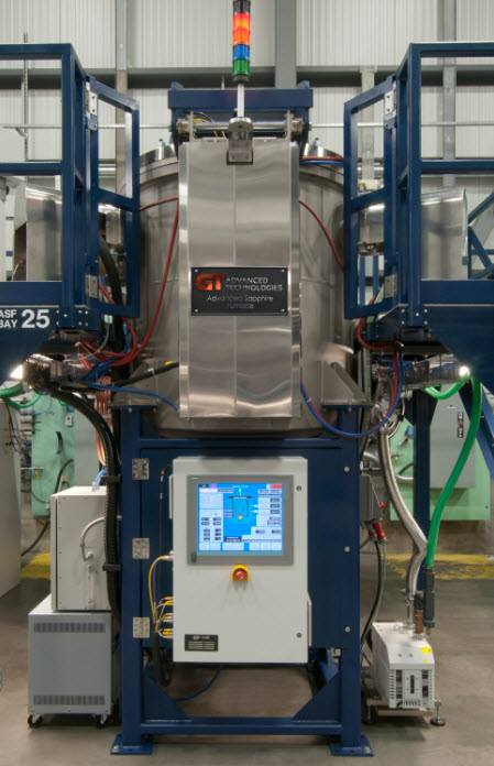 A machine like this is in need of technicians and employees as an Apple partner ramps up hiring for a new iPhone and iPod at an Arizona facility.