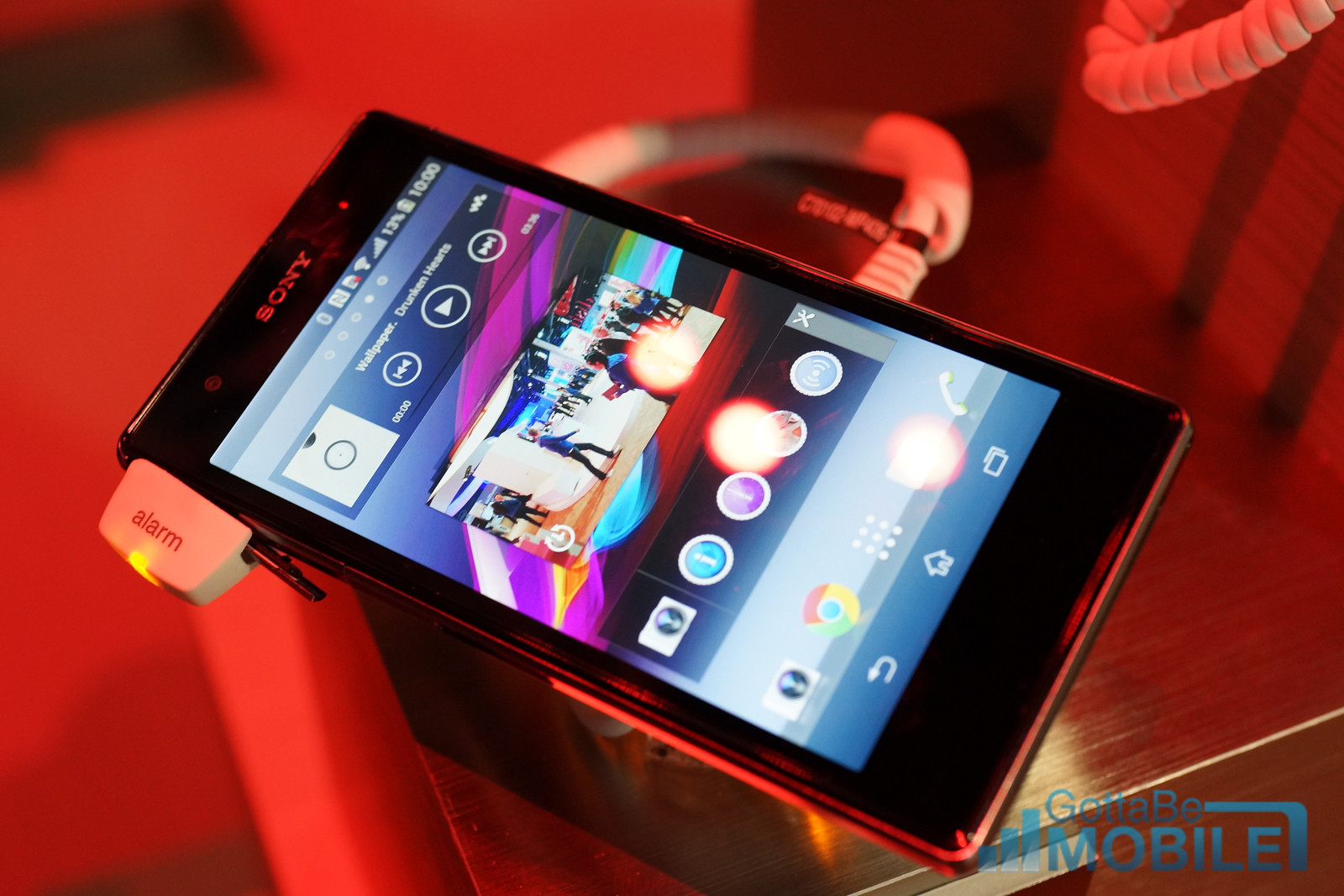 The Sony Xperia z1s is on the way to T-Mobile.