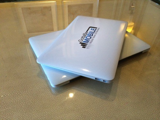 The 11-inch MacBook Air and the 13-inch MacBook Pro Retina are essential for my CES coverage.