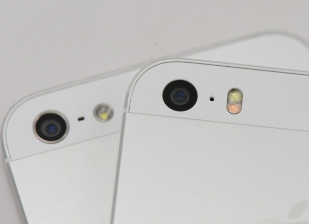 The iPhone 5s camera and dual LED flash is a favorite feature.