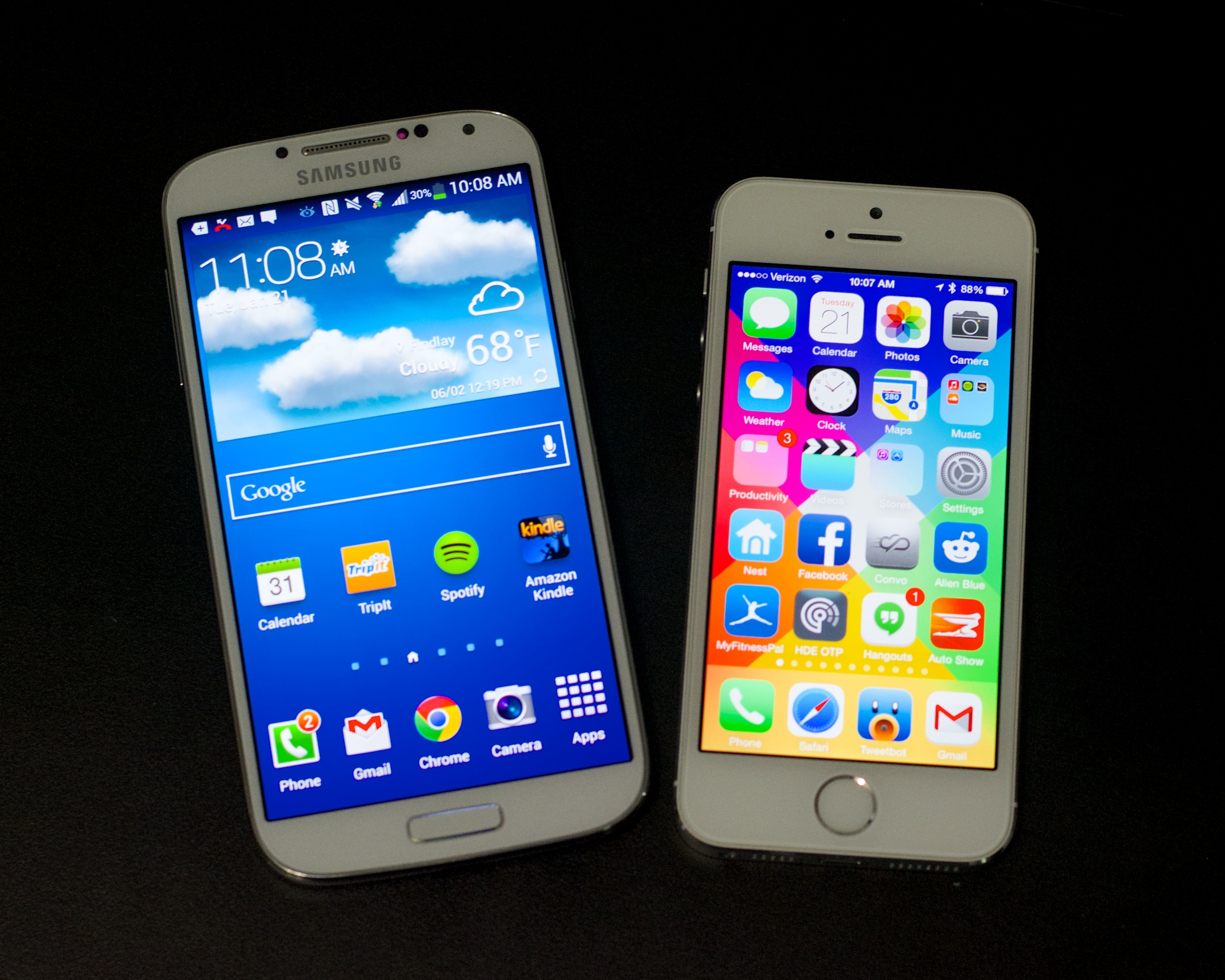 Samsung Galaxy S5 Gets A Release Date