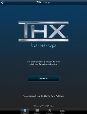 thx tune up