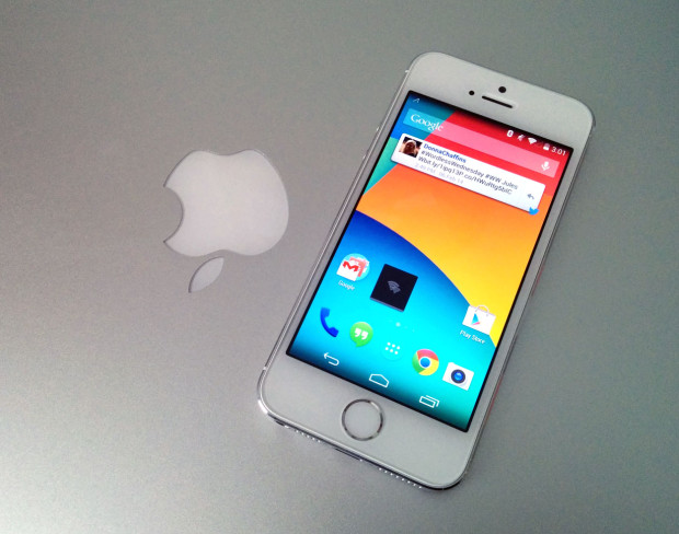 Android-on-iPhone-Wozniak