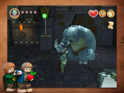 LEGO Lord of the rings is another fun app for LEGO fans.