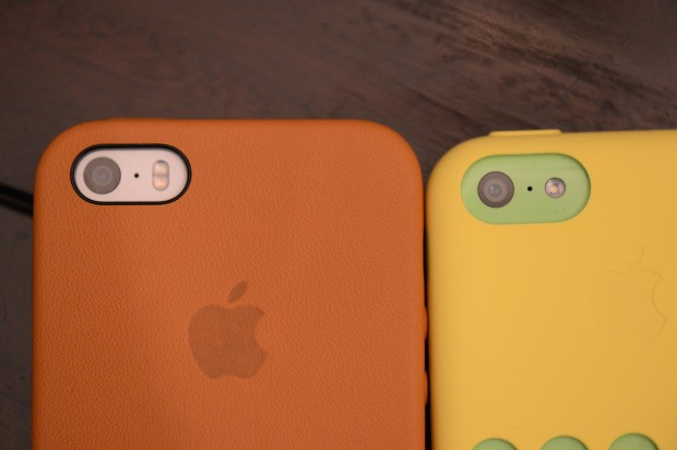 The iPhone 5s and iPhone 5c cameras are not equal.