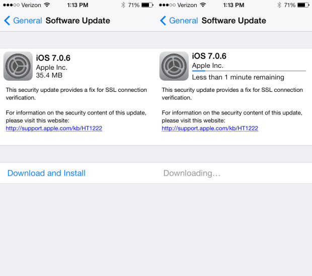 The iOS 7.0.6 update arrives for iPhone, iPad and iPod touch, but doesn't fix the growing list of iOS 7 problems users are most vocal about.