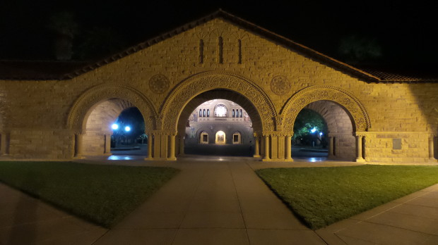 Stanford University, shot in Auto mode using Galaxy Camera 2.