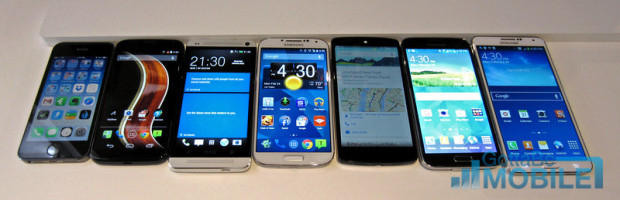 The Galaxy S5 display is the best on the market according to a new report.