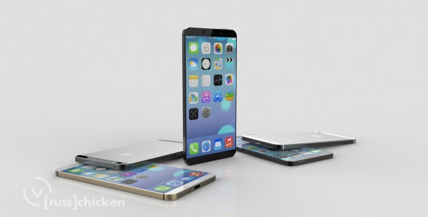 The iPhone 6 competition is picking up with the Galaxy S5 and new HTC One via FuseChicken.