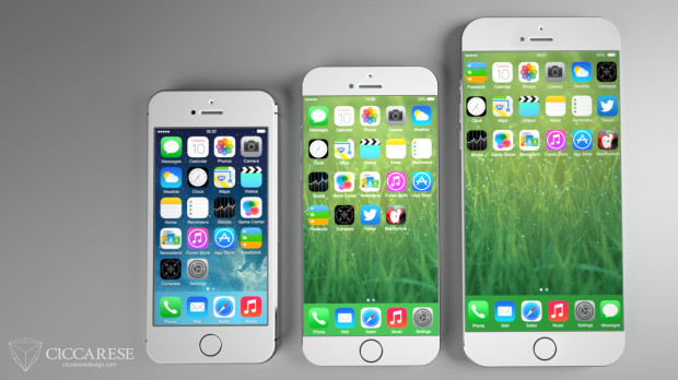 Beautiful iPhone 6 Concept
