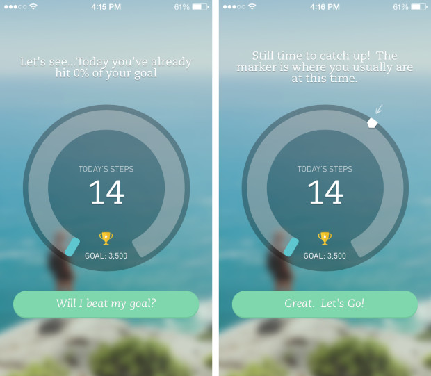 Breeze is the latest iPhone fitness app