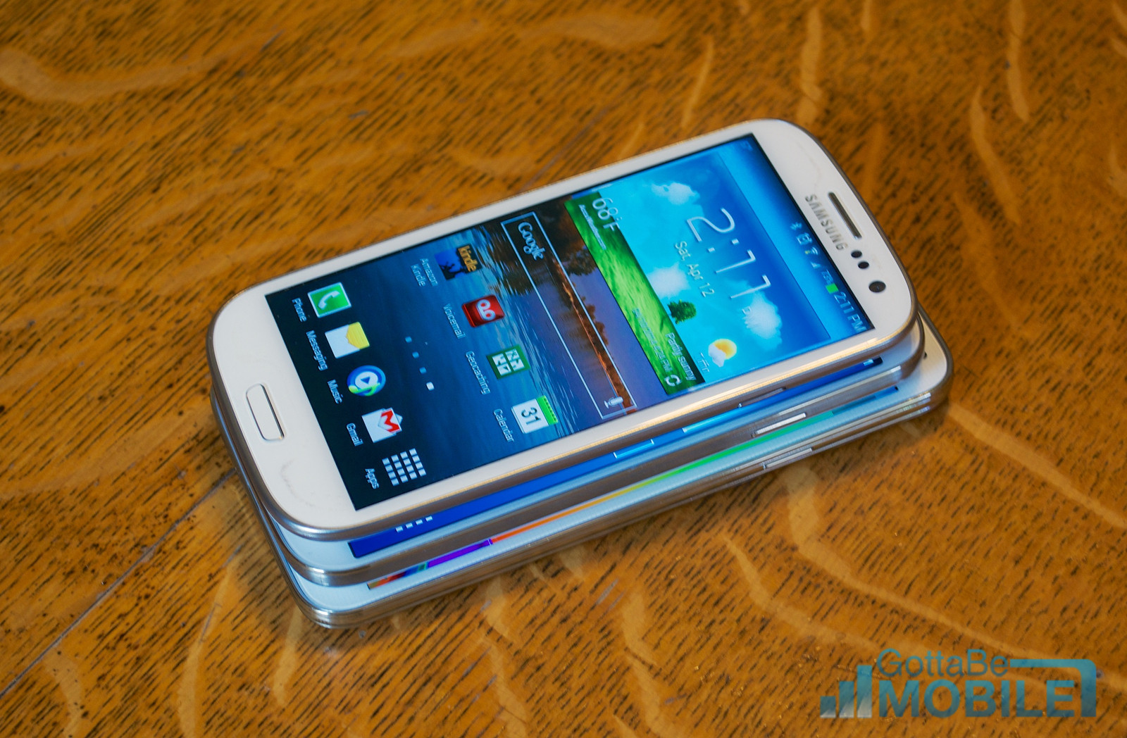 Learn how the Galaxy S3 and the Galaxy S5 compare to see what to expect when you upgrade.