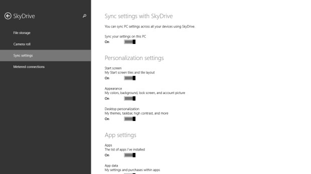 How To Turn On SkyDrive Settings Syncing in Windows 8 (6)