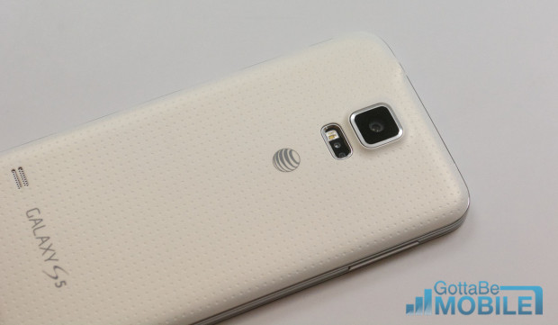 How to use the Galaxy S5 Camera