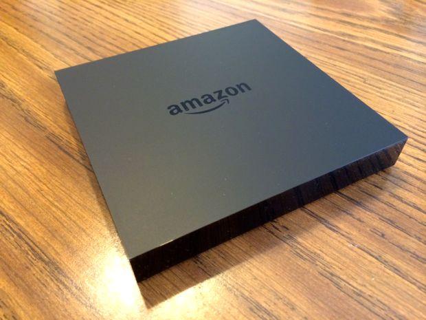 Amazon fireTV streaming media box