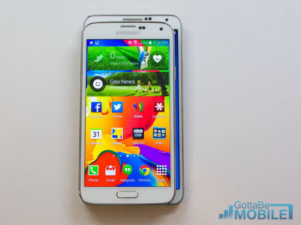 The Galaxy Note 3 sin't that much bigger.