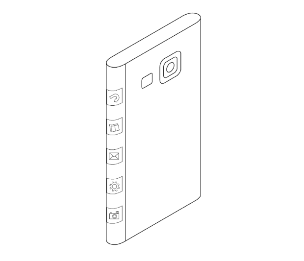 Recent patent filings could hint at Samsung's upcoming designs.