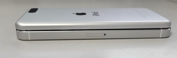 The iPhone 6 may be thinner with more room for components thanks to a larger overall size.