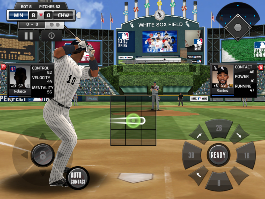 Mlb perfect inning on ipad has nothing on mlb 14 the show