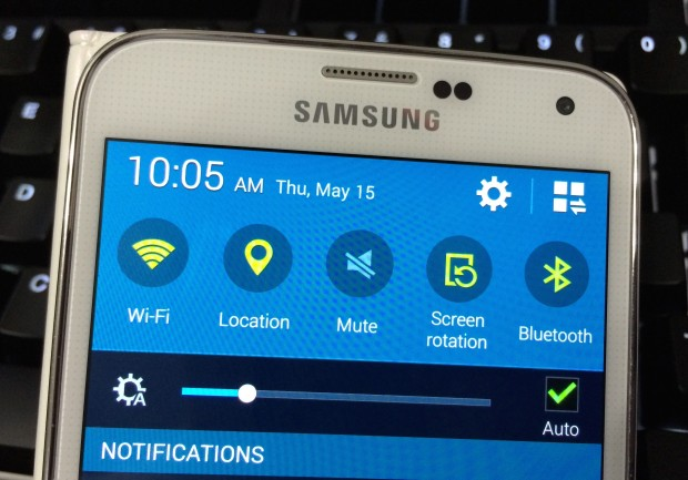 Set the display to auto brightness most of the time, and dial it down lower when you need to.