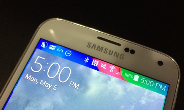 Learn how to use Blocking Mode on the Galaxy S5.