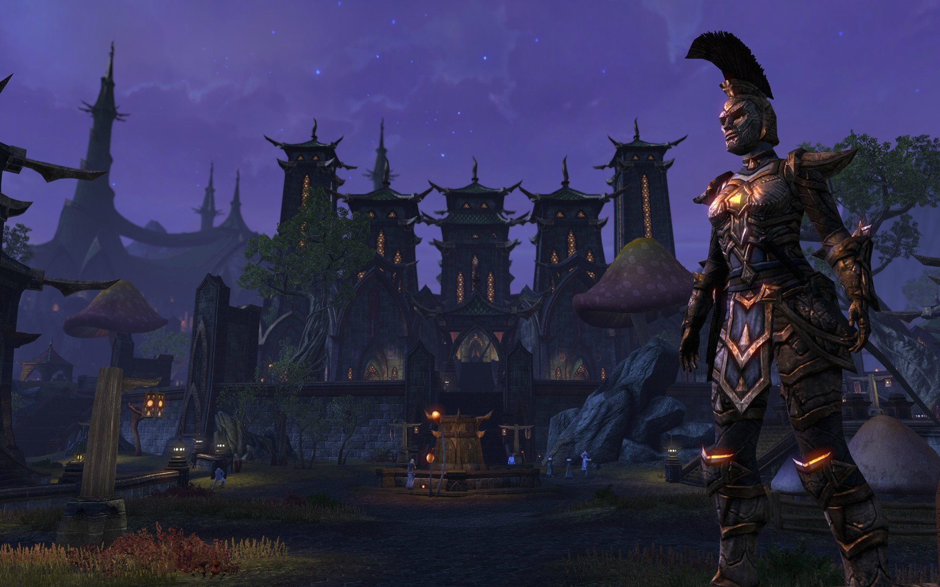 Elder scrolls online release date for xbox one