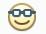 Facebook Emoticon Glasses